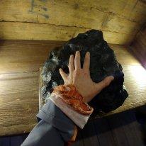 Meteoryt w zagrodzie Guciów