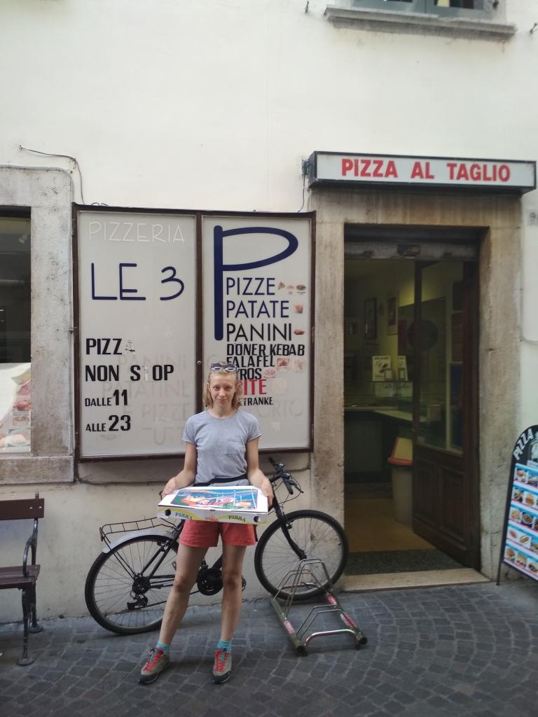 Pizza fi 50cm